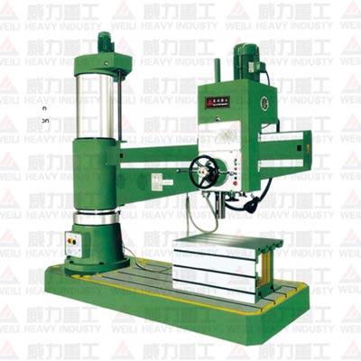 供应z3063*20液压摇臂钻床规格, 63摇臂钻床生产厂家